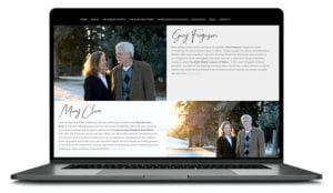 Bozeman photography and website for small business