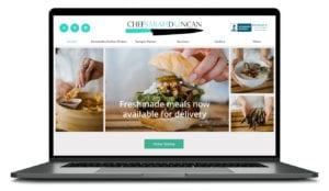 Bozeman website design portfolio work