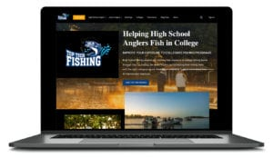 website designer for bozeman fishings site
